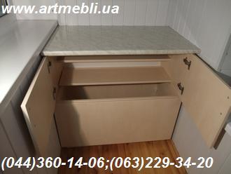 Тумба на балкон (Тумба балконна) ДСП - Еггер Береза Майнау Ящик для картоплі (овочів)