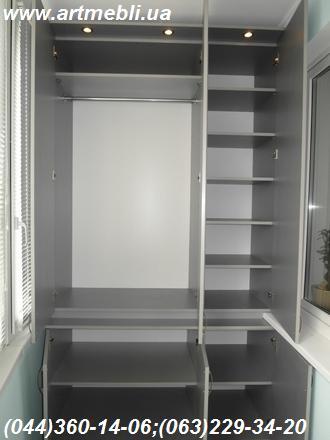Шкаф на балкон (Шкаф балконный)