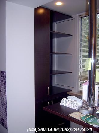 Шафа на балкон (Шафа балконна) ДСП - Дуб Венге