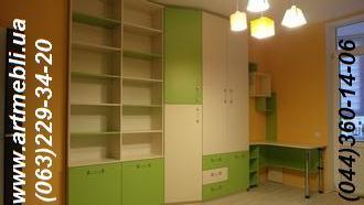Мебель в детскую комнату, горка.