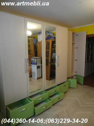 Detskaya, Детская, Шкаф Купе, Shkaf kupe, stol, стол Киев