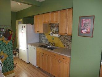 Кухня угловая, Киев, Кухня прямая, кухня натуральное дерево (Киев, Украина)