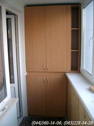 Boe мастера для изготовления шкафа на балкон.
