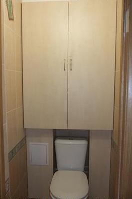 шкаф в туалет изготовление